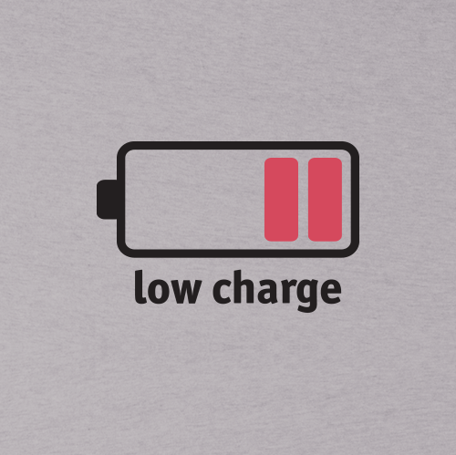 low charge t-shirt
